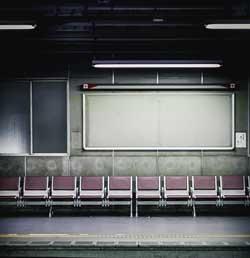トラウマ 不気味な駅