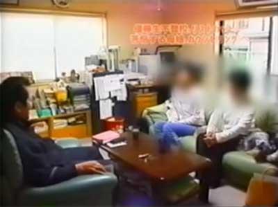 伊藤幸弘氏と不登校中学生のカウンセリング