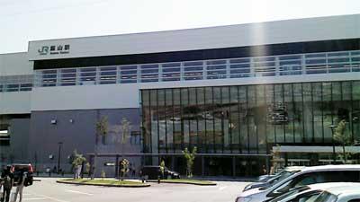 JR飯山駅
