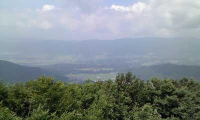 小毛無山展望台からの風景01